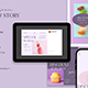 Soft Touch Food Instagram Posts and Stories Template - GraphicRiver Item for Sale