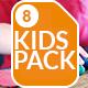 Children's Cutesy Pack 8