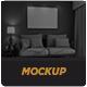 Livingroom Mockup Scenes - GraphicRiver Item for Sale