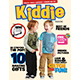 Kids Magazine Template - GraphicRiver Item for Sale