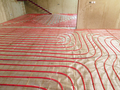 Heat Floor Instalation. - PhotoDune Item for Sale