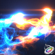 Particle Light Reveal - Apple Motion - VideoHive Item for Sale
