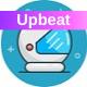 Upbeat Motivational Background Music - AudioJungle Item for Sale