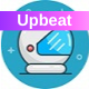 Upbeat & Inspiring Background Corporate - AudioJungle Item for Sale