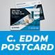 Corporate EDDM Postcard template - GraphicRiver Item for Sale