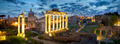 Roman Forum at dusk - PhotoDune Item for Sale
