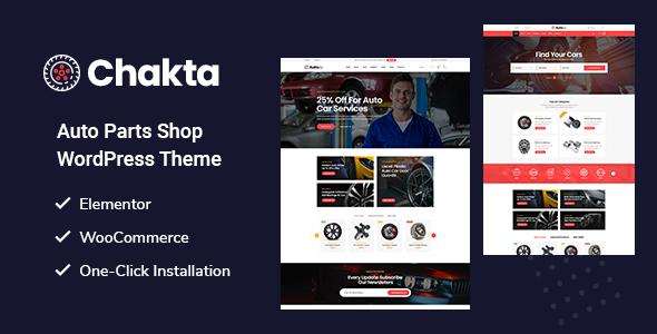 Review: Chakta - Auto Parts Shop WooCommerce Theme free download Review: Chakta - Auto Parts Shop WooCommerce Theme nulled Review: Chakta - Auto Parts Shop WooCommerce Theme