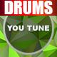Latin Drums - AudioJungle Item for Sale