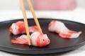 Steamed crystal dumpling in Koi fish shape - PhotoDune Item for Sale