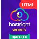 HostSite - Hosting and Technology HTML + WHMCS Template - ThemeForest Item for Sale