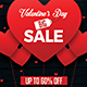 Valentines Day Sale - GraphicRiver Item for Sale