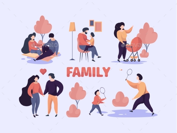 Family Couples