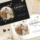 Valentines Day Photo Card - GraphicRiver Item for Sale