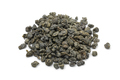 Heap of green gunpowder tea isolated on white background - PhotoDune Item for Sale