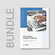 IT Services – Bundle Brochures Print Templates 8 in 1 - GraphicRiver Item for Sale