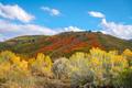 Park City, Utah, USA foliage along the Wasatch Back - PhotoDune Item for Sale