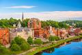 Augusta, Maine, USA Skyline - PhotoDune Item for Sale