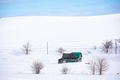 Hokkaido, Japan Countryside in Winter - PhotoDune Item for Sale