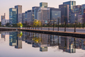 Modern Office Buildings in Tokyo, Japan. - PhotoDune Item for Sale