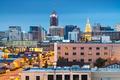 Lansing, Michigan, USA Downtown Skyline - PhotoDune Item for Sale