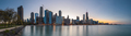 Chicago, Illinois, USA downtown skyline from Lake Michigan - PhotoDune Item for Sale