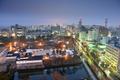 Toyama, Japan Downtown City Skyline - PhotoDune Item for Sale