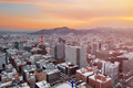 Sapporo, Hokkaido, Japan Downtown Skyline - PhotoDune Item for Sale
