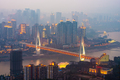 Chongqing, China downtown city skyline - PhotoDune Item for Sale
