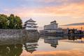 Nagoya, Japan castle moat - PhotoDune Item for Sale