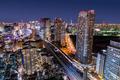 Tokyo, Japan Minato Ward at Night - PhotoDune Item for Sale
