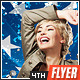 4th of July Flyer and Poster Template - GraphicRiver Item for Sale