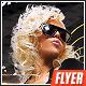 Disco Diva Flyer Template - GraphicRiver Item for Sale