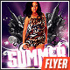 Summer Nights Flyer Template - GraphicRiver Item for Sale
