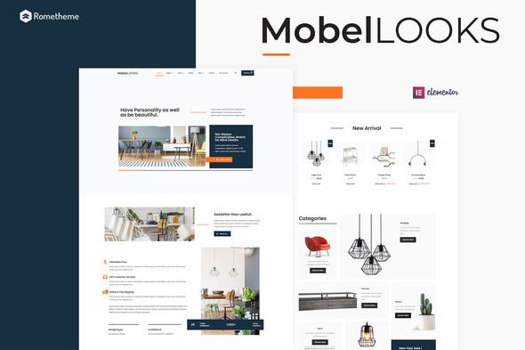 Review: Mobel Looks - Furniture Store WooCommerce Elementor Template Kit free download Review: Mobel Looks - Furniture Store WooCommerce Elementor Template Kit nulled Review: Mobel Looks - Furniture Store WooCommerce Elementor Template Kit
