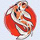 Koi Fish Vector Set - GraphicRiver Item for Sale