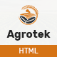 Agrotek | Agriculture, Dairyfarm and Gardening HTML Template - ThemeForest Item for Sale