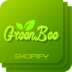GreenBee - Vegetable and Fruit Shop Shopify Theme - ThemeForest Item for Sale