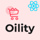 Oility - React Next JS Multipurpose eCommerce Template - ThemeForest Item for Sale