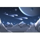 Space Planet Surface Landscape - GraphicRiver Item for Sale