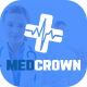 Medcrown - Medical Responsive Shopify Theme - ThemeForest Item for Sale