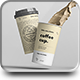 Paper Cup Mock-up - GraphicRiver Item for Sale