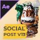 Food Social Post V35 - VideoHive Item for Sale