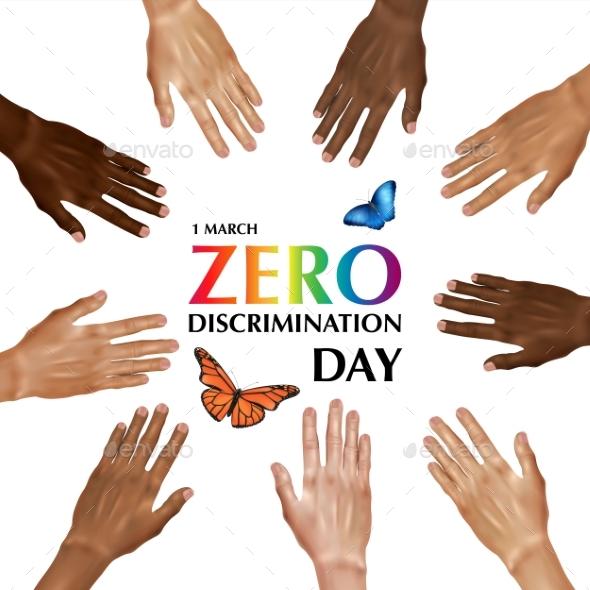 No Discrimination Diversity Composition