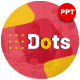 Dots Startup Presentation Template - GraphicRiver Item for Sale