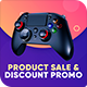 Product Sale & Discount Promo - VideoHive Item for Sale