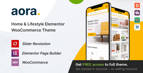 Review: Aora - Home & Lifestyle Elementor WooCommerce Theme free download Review: Aora - Home & Lifestyle Elementor WooCommerce Theme nulled Review: Aora - Home & Lifestyle Elementor WooCommerce Theme