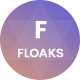 Floaks - Responsive Landing Page Template - ThemeForest Item for Sale
