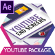 Slice Youtube End Screens - VideoHive Item for Sale