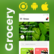 Grocery Ordering Android App Template + iOS App Template | IONIC 5 | Grosa - CodeCanyon Item for Sale