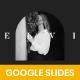 Black Grey - Google Slides - GraphicRiver Item for Sale